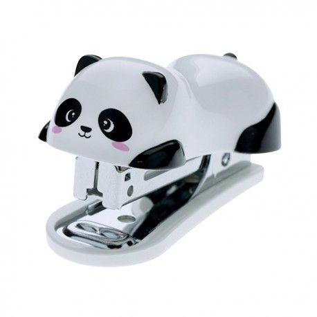 Panda Mini Stapler Kawaii panda, Cute stationery, Kawaii