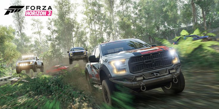 Forza Horizon 3: A Game With Substance | allegorithmic