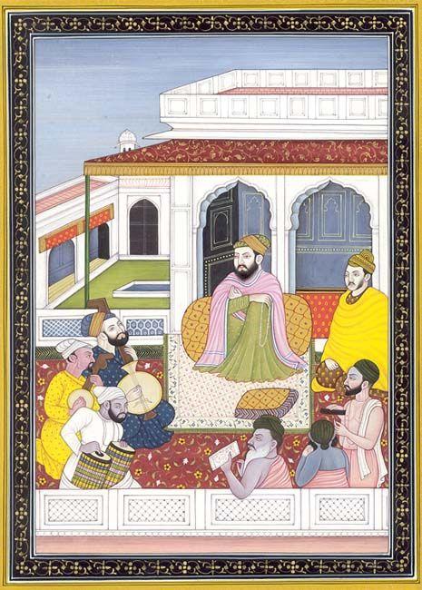Guru Ram Das Ji Fourth Guru