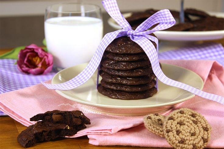 Sallys Blog - die besten Schokoladen-Cookies