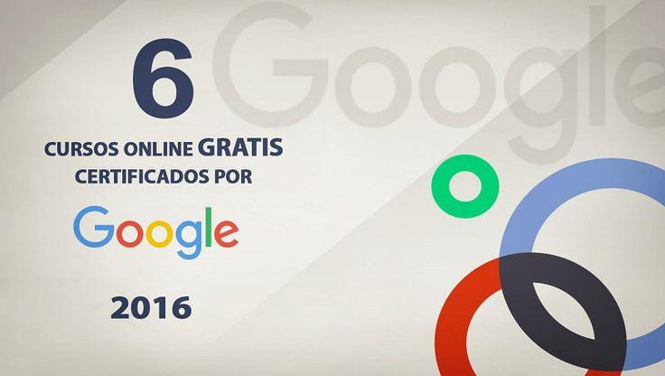 El año 2016 nos trae un puñado de cursos online 100% gratuitos certificados por Google  y las universidades más prestigiosas de España. ¡Aq...