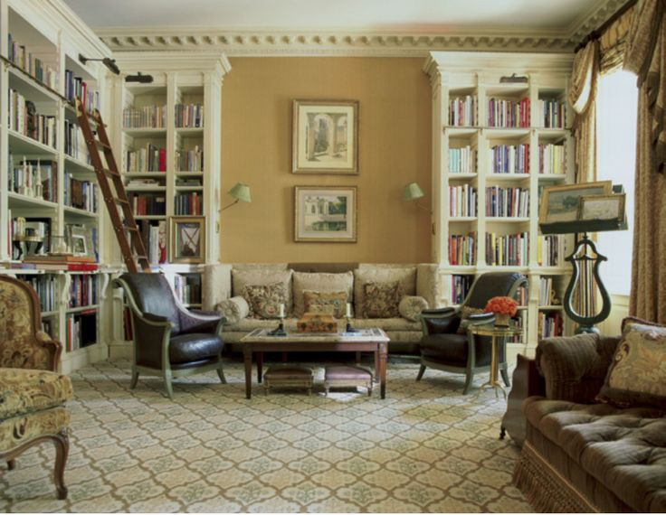 21 best Decorating with Carpets: Studies & Libraries images on ...