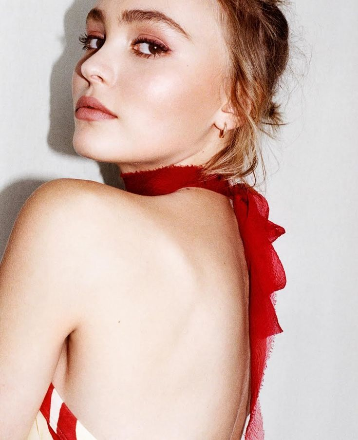 lily-rose depp opens up about the media circus and her true passion | read | i-D