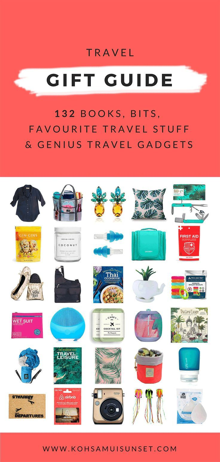 15 Shopping Ideas for Travelers