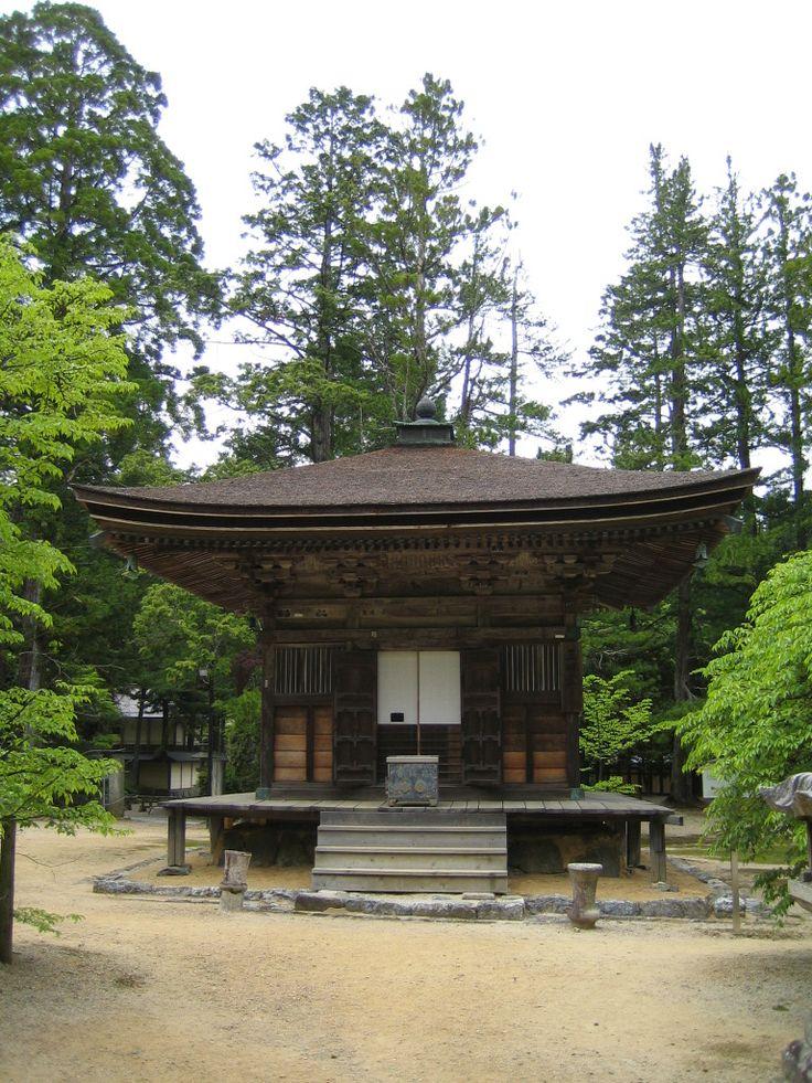 高野山・金剛峯寺 三昧堂(さんまいどう)