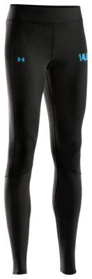 Under Armour 4.0 Base Leggings for Ladies - Black - XL