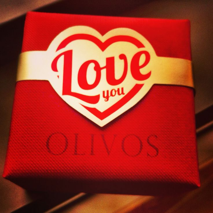 Olivos exclusive Love you serisi tum Migros ve Macrocenter magazalarinda!