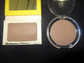 Elf matte bronzer dupe for the balm bahama mama