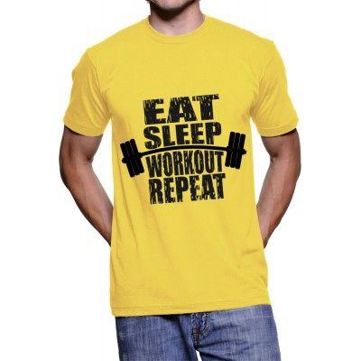 Eat Sleep Workout Repeat