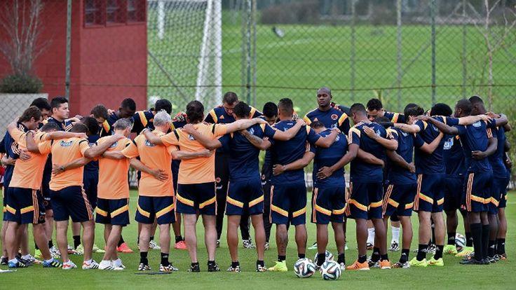 Los jugadores estuvieron casi un mes en el Centro de Formación de Atletas Presidente Laudo Natel (Sao Paulo). Foto: AFP