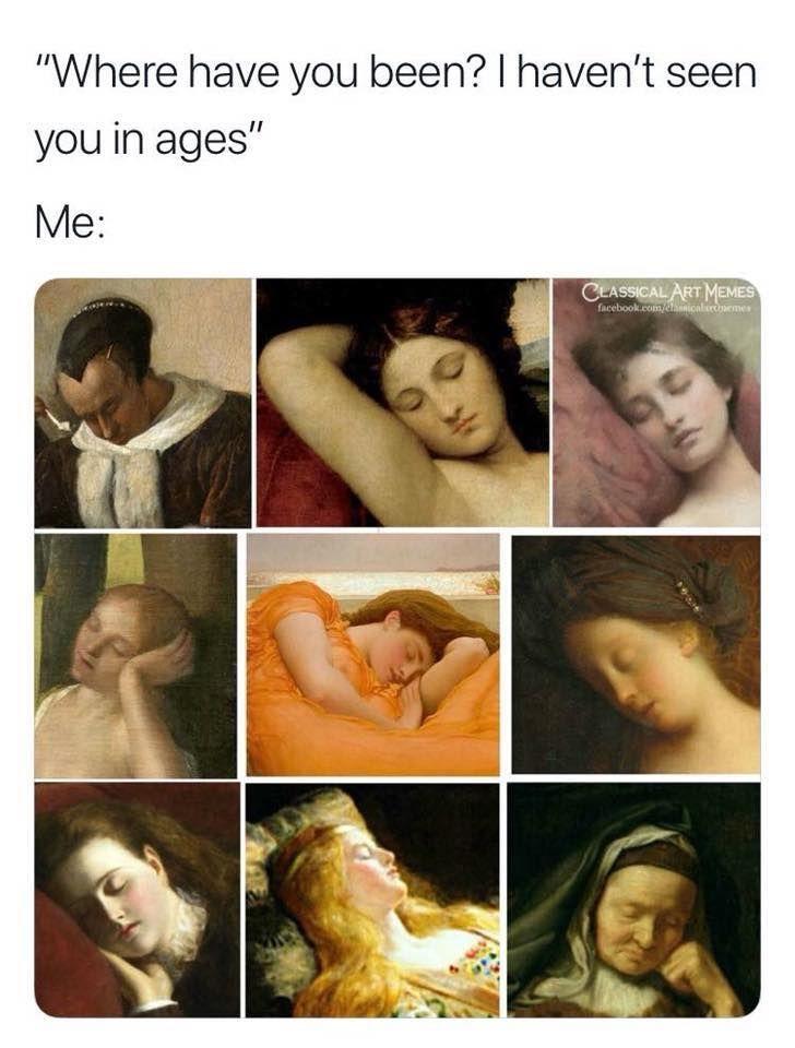 I Found This On Facebook Funny Art Memes Classical Art Memes Art Jokes