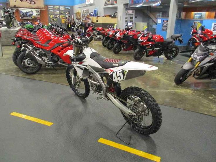 Used 2014 Yamaha YZ450F Motorcycles For Sale in California,CA. 2014 Yamaha YZ450F, CALL TODAY 888-399-5116 EASY FINANCING AVAILABLE!! LOW CREDIT - NO CREDIT - NO PROBLEM!!!! CALL THE CREDIT PROS!!! THIS UNIT IS AVAILABLE AT OUR REDONDO BEACH LOCATION *Restrictions Apply. Contact Dealer For Details. Can Am Ducati Harley Davidson Honda Kawasaki KTM Sea Doo Spyder Star Suzuki Triumph Yamaha Zieman Motorcycle ZX6 CBR KX YZ YZF GSX 2014 Yamaha® YZ®450F THE ALL-NEW 2014 YZ®450F Featuring a new…