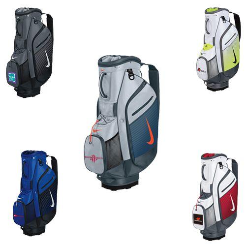 Fastest Turnaround Time on Custom Imprinted Nike Sport Cart III Golf Bags!   #CustomGolfBags #PromoProducts