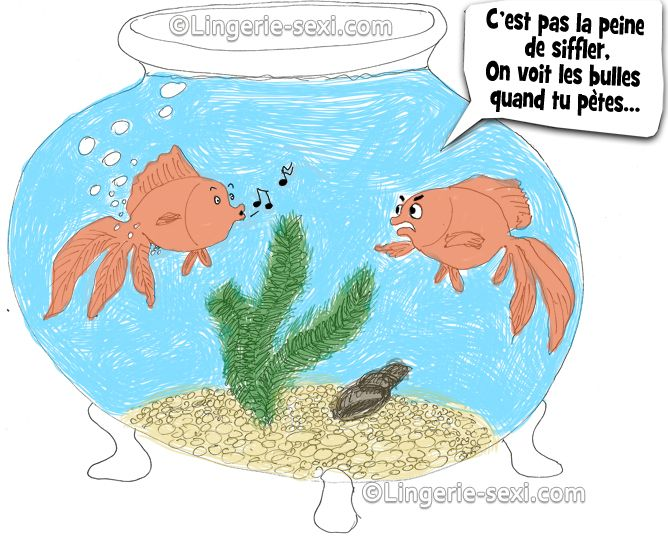 blague poisson