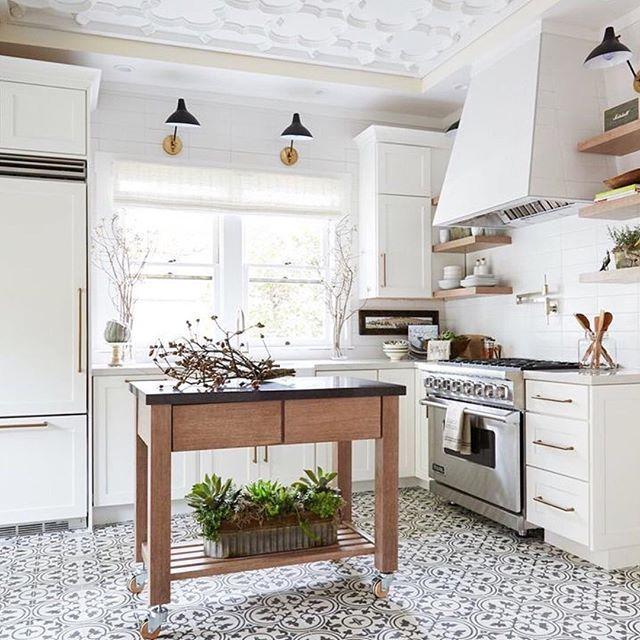 851 best In the kitchen images on Pinterest Kitchen ideas White