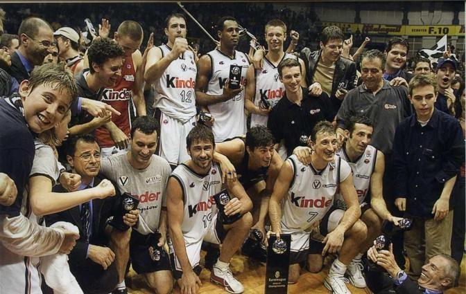 Virtus Bologna 2001