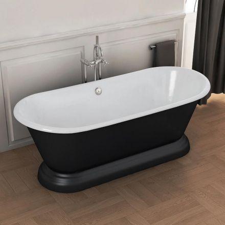 17 meilleures id es propos de baignoire peinte sur for Peinture pour baignoire fonte
