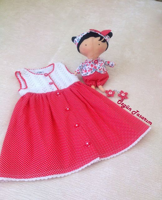Robalı Bebek Elbisesi , Oyuncak bebek