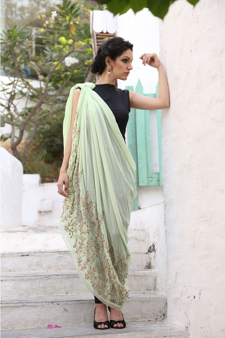 best fusiom dresses images on pinterest india fashion indian