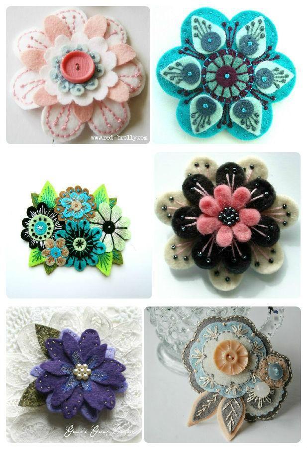 Les 32 meilleures images du tableau feutrines sur pinterest fleurs en tissu feutre et feutres - Enlever feutre sur tissu ...