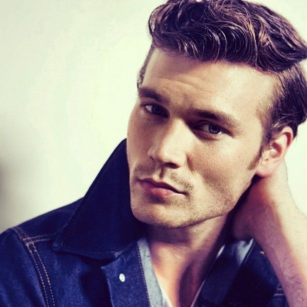 Derek Theler. Hollywood please put him in everything from now on.