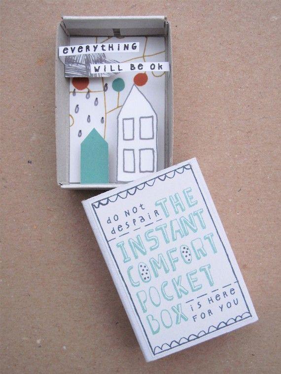 Pocket box: Comforter Boxes, Boxes Crafts, Crafts Art, Homemade Gifts, Matchbox Matchbook, Comforter Pockets, Matching Boxes, Paper Crafts, Gifts Boxes