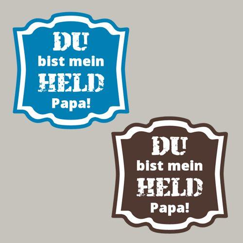Freebie, Vatertag, Held, Stampin´Up! Printable, Designeretikett, Stanze, Stempeln, Craft, basteln, pattern, punch, stampin https://www.facebook.com/Colorspell