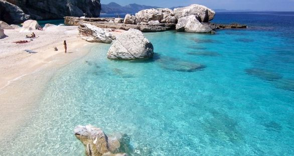 San Vito lo Capo, Sicily - a quiet spot on the North Coast of Sicily, not far from Trapani.