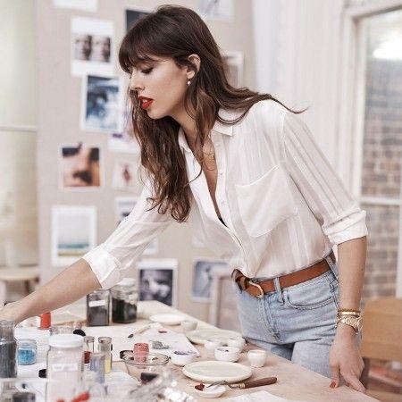 Make-up tips and tricks | Makeup artist violette - Red Online
