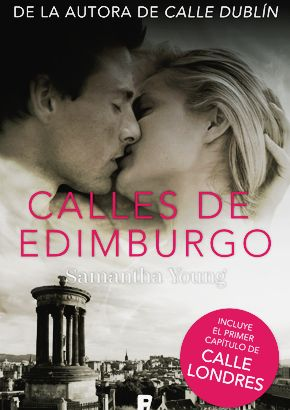 Reseña: Calles de Edimburgo de Samantha Young. - Rainfall of dreams♡