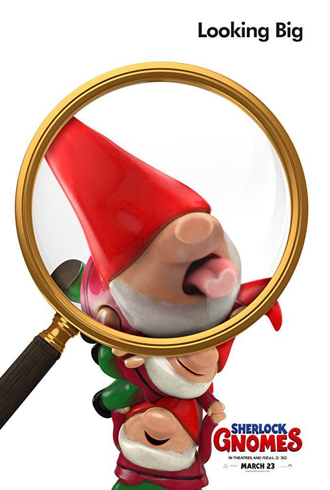 Sherlock Gnomes 2018 Gnomeu E Julieta Sherlock Filmes