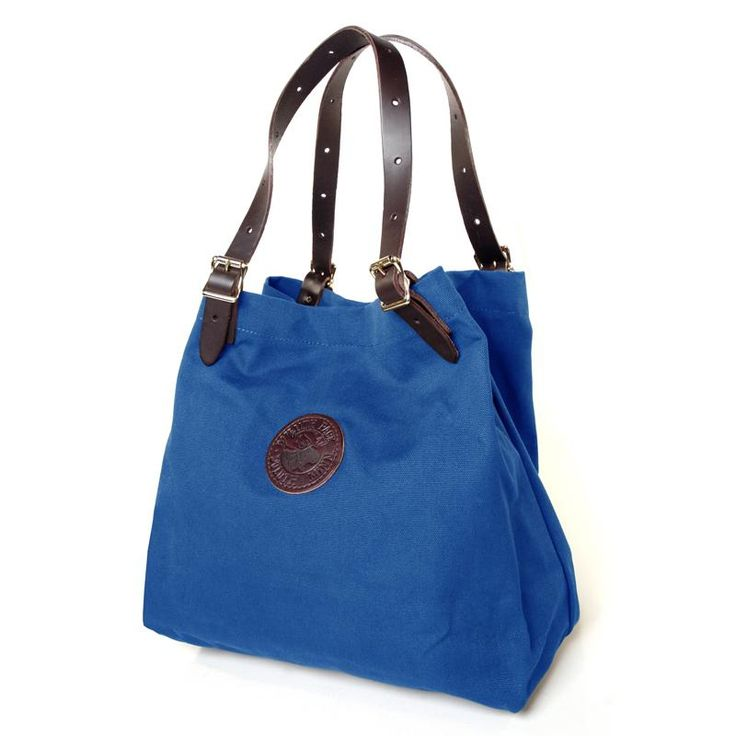 Market Tote - Backpacks & Bags - School & Campus :: Duluth Pack :: Made in the USA :: Quality leather and canvas luggage, backpacks, camping, and outdoor gear,