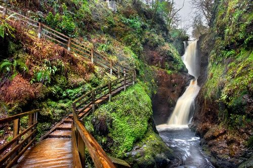 River Trail, Nine Glens of Antrim, Northern Ireland   photo via lori