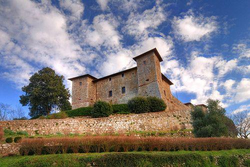Castello di Montepo, Maremma