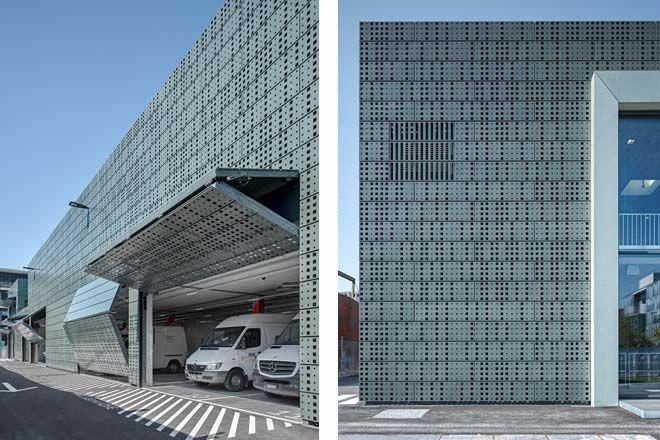 Unterwerk und Netzstützpunkt Oerlikon - illiz architektur