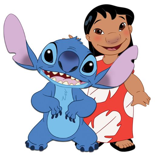 Lilo & Stitch. The Series Character