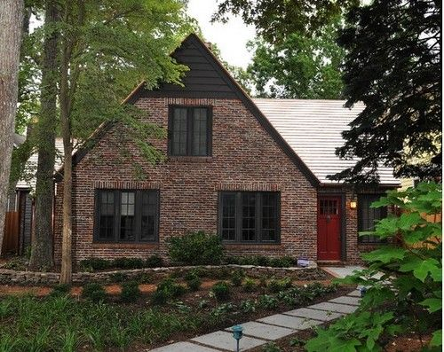 Best 20 Red Brick Exteriors Ideas On Pinterest