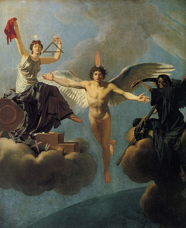 La Liberté ou la Mort. The Genius of France between Liberty and Death