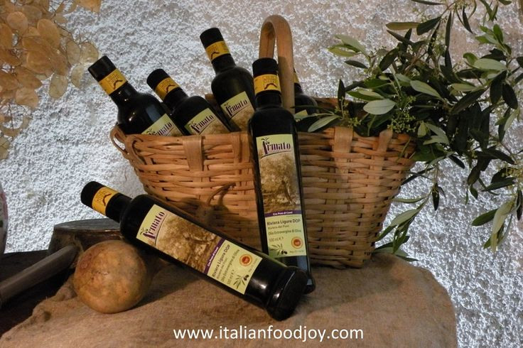 #EXTRA #VIRGIN #OLIVE #OIL FROM 100% MONOCULTIVAR  PDO #TAGGIASCA OLIVES,  - #CRU  One of the best superfine oil in Italy on Italian Food Joy a delicate and superior quality oil with a low acidity level which is moreover an indicator of excellence - the higher the acidity value the poorer the quality of the oil. It is ideal for seasoning meat, fish, vegetables and to flavour any dish. www.italianfoodjoy.com for UK and other countries www.italianfoodjoy.de for DE and AT only