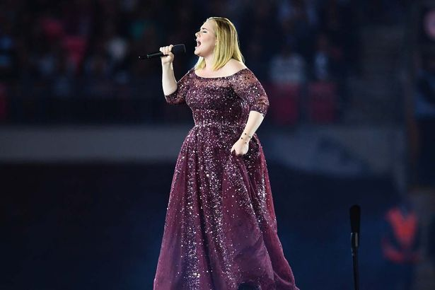 Adele (Image: Getty Images Europe)
