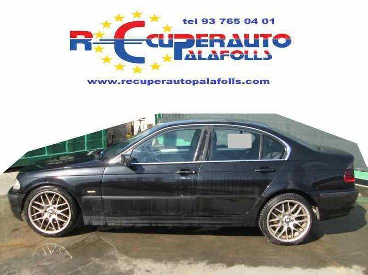 BMW SERIE 3 BERLINA (E46) 330d  3.0 24V Turbodiesel CAT (184 CV) |   09.99 - 12.03