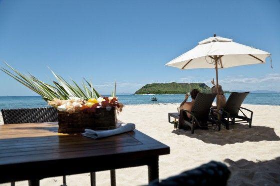 Vomo Fijian Resort, Vomo Lailai Private Island Picnic.