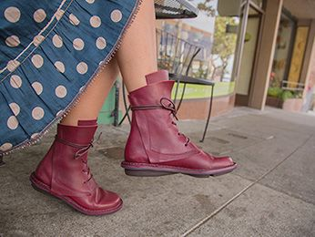 What a boot, what a boot, what a mighty fine boot! The Trippen Rectangle will rock your world. xo, Ped Shoes.