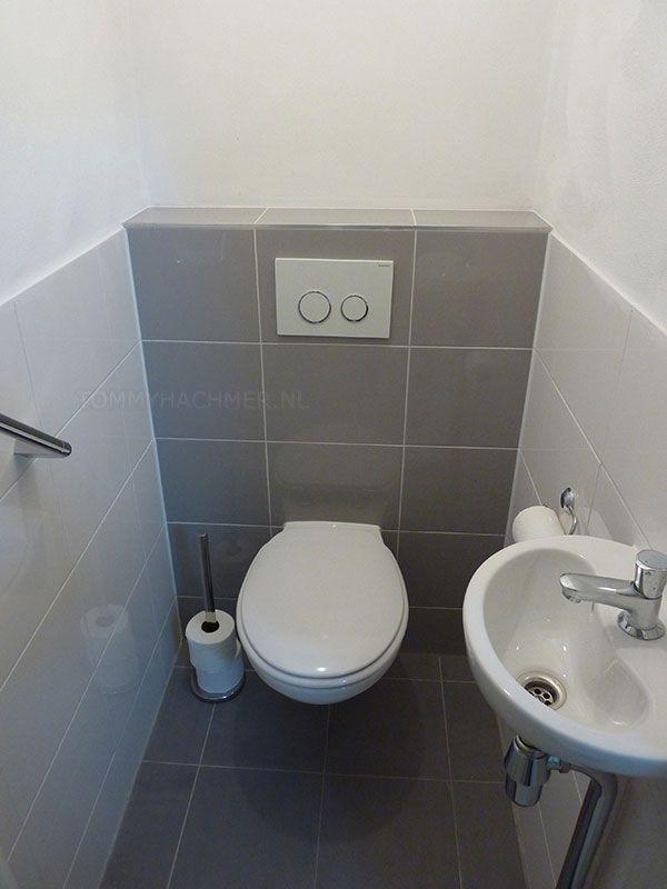 17 beste afbeeldingen over toilet op pinterest toiletten grijze tegels en planken - Deco toilet grijs ...