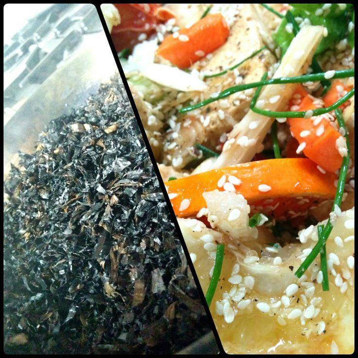 VeganoChef: Tofu marinato e affumicato