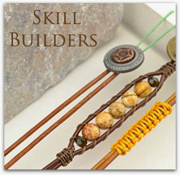 The Bead Table: New Skill Builders Section at Beadshop.com!