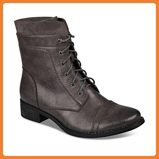 MERRY SCOTT, Damen Stiefel & Stiefeletten , grau - grau - Größe: 37 - Stiefel für frauen (*Partner-Link)