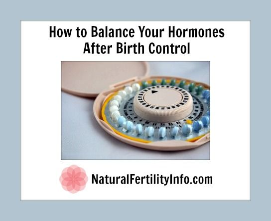 how to achieve hormonal balance naturally