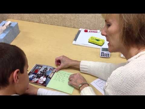▶ Fluency Component of Reading Recovery Lesson - YouTube