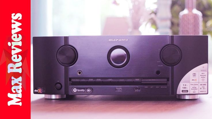 Best Home Theater Receivers 2018? 3 Best Av Receivers Review https://youtu.be/BYVcfsdVQOY